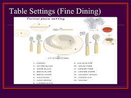 fine dining proper table service. table settings (fine dining) fine dining proper service s
