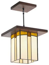 ceiling lighting pendant lighting mission style lantern for hallway entryway over a kitchen island