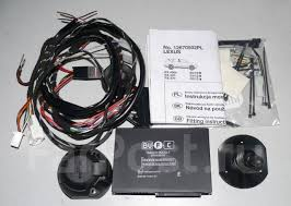 <b>Штатная электрика к</b> фаркопу 7-pin Lexus RX 350 / RX 450H 03 ...