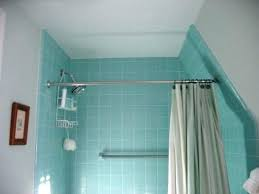angled shower rod sloped ceiling shower rod how install shower curtain rod good for angled ceiling