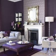 Purple Decor For Living Room Purple And Grey Living Room Accessories White Faux Leather Purple