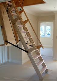 Folding Staircase Loft Centre Sandringham Electric Folding Wooden Stairway Loft Centre