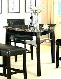 36 inch round kitchen table sets set