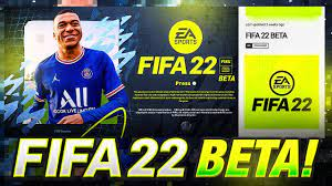 FIFA 22 BETA INVITES NEXT WEEK? EVERYTHING YOU NEED TO KNOW! - YouTube