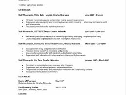 Pharmacy Technician Resume Objective Pharmacy Technician Resume Sample Is One Of The Best Idea For You 58