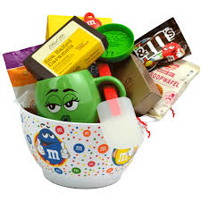 m m character gift baking bowl