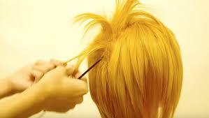ホスト髪型の作り方スジ盛り逆毛のやり方とセット方法メンズ