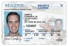 To License - Welcome net Idscan Maine