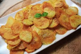 calories in lays baked potato chips