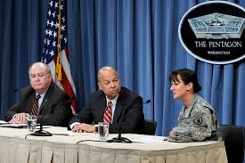 File:U.S. Army Lt. Col. Dawn Hilton, right, the commander of the ...