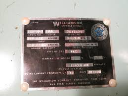 williamson furnace blower won t turn off doityourself com here are the photos i hope