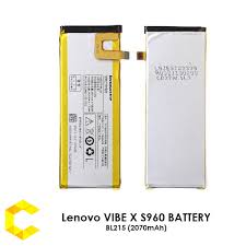 CellCare LENOVO VIBE X S960 BATTERY ...