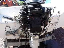 johnson v4 140hp 1985 outboard