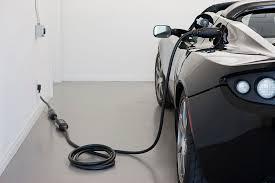 tesla electric car motor. Tesla-roadster-charging Tesla Electric Car Motor