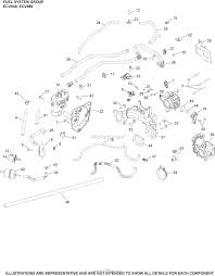 Kohler ecv980 2011 exmark 37 hp parts diagram for fuel system exmark fuelfuel pump diagram