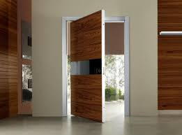 Is your house door made of wood? Or made of glass? Almost all types of  buildings has elements of both the doors of the house, supermarket, office  buildings, ...