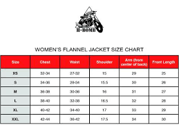 Custom Leather Motorcycle Jacket Size Chart How To Take