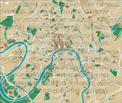 geoatlas  city maps  moscow  map city illustrator fully