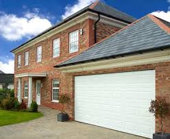 garage doors. House Builder Garage Doors
