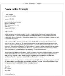 Cover Letters Sample Resume Letter For Applying Job Application