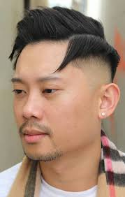 Top 30 Trendy Asian Men Hairstyles 2019