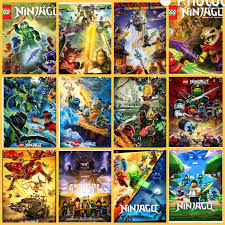 Which season do you think has the best finale: Ninjago