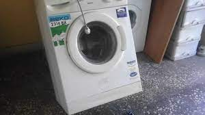Çamaşır Makinesi Kazan Dönmüyor - Su Alıp Bekliyor ( Motor Kömür Arızası )-  SB-2 TR - YouTube