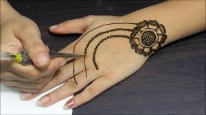 bridal mehndi designs by Fashion Central India - Dailymotion