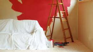 how to cover furniture. Protect Your Room With Dustsheets When Painting. How To Cover Furniture I