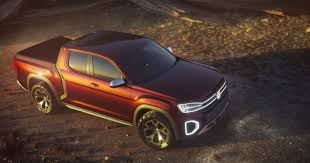 Mid-size pickup trucks: Ford and Jeep are in, will VW Tanoak join them?