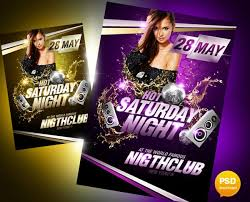 Free Party Flyer Templates 20 Free Party Flyer Templates Collections