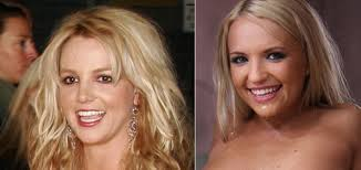 Porn star look alike britney spears