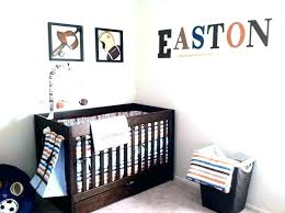 boy sports crib bedding baby nursery themed themes