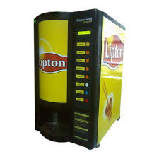Lipton Tea Vending Machine