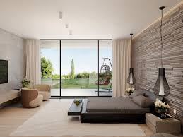 bedroom idea. Delighful Idea Modern Bedroom Visualization By Alexandra Fedorova To Bedroom Idea