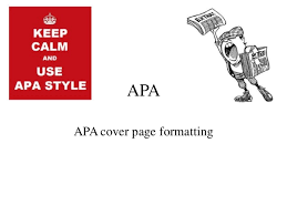 Apap Cover Page How To Create An Apa Cover Page