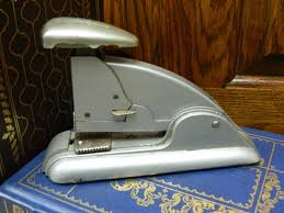 vintage mid century swingline sd stapler sd s co