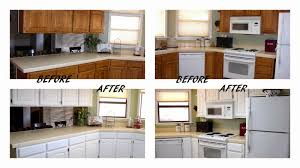 Cheap Kitchen Makeover Ideas Before And After