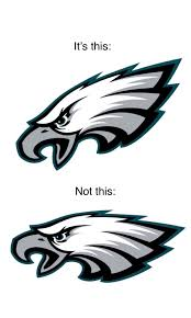 For The Logo Anyone Tip Quick Hanging Eagles Placing Or