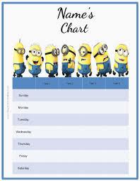 38 Interpretive Mickey Mouse Chart