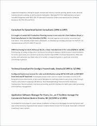Free 40 Impressive Technical Consultant Resume Examples Consulting Mesmerizing Consulting Resume