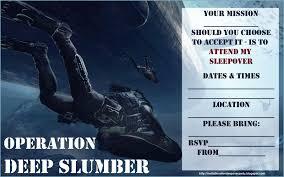 free sleepover invitation templates invitations for sleepover party