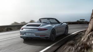 The new Porsche 911 GTS models