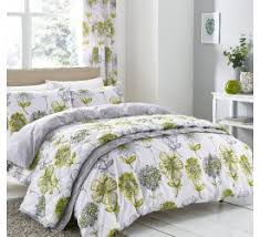 Sleep Well With King Size Duvet Covers | King Sets | Yorkshire L ... & Catherine Lansfield Banbury Floral - Green - Duvet Cover Set - Kingsize Adamdwight.com