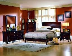 interior design fascinating bedroom design scheme introducing lacquer finish bedstead nightstand dresser and bedroom furniture interior fascinating wall