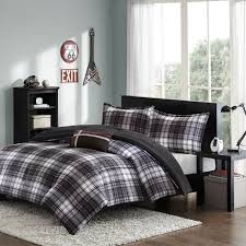 Plaid Bedroom Plaid Bedding Sets Ease Bedding With Style