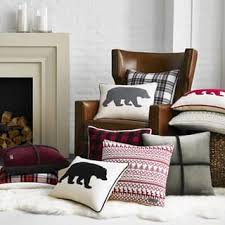 accent pillows for couch. Beautiful Accent Eddie Bauer Bear Felt 3 Colors Decorative Pillows And Accent For Couch