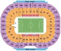 University Of Notre Dame Football Stadium Seating Chart Notre Dame Stadium Tickets In Notre Dame Indiana Notre Dame
