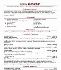 pizza delivery driver resume - Pizza Delivery Driver Resume