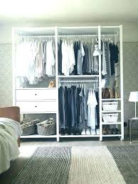 how to organize a small bedroom without closet exceptional small bedroom without closet ideas pictures inspirations